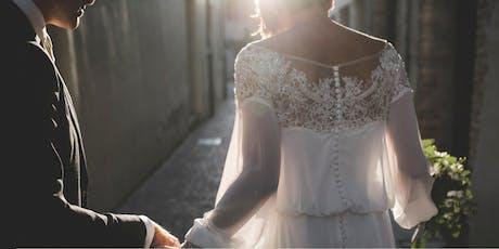 BRIDE TO BE: il primo corso dedicato alle spose biglietti