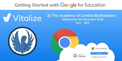 Getting Started with Google for Education @ Academy of Central Bedfordshire