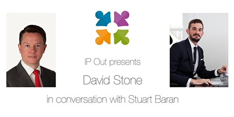 David Stone - in conversation with Stuart Baran tickets