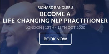 Licensed Practitioner of NLP™ tickets
