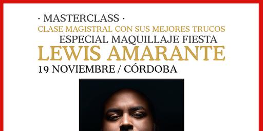 Lewis Amarante: Clase Magistral Especial Fiesta con sus mejores trucos