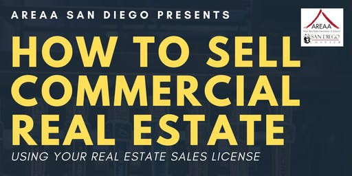 How to sell Commercial properties with you Real Estate License