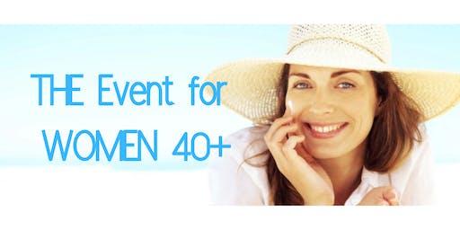 Love Your Self(ie) Seminar  - WOMEN 40 + Squash the Super Woman Myth