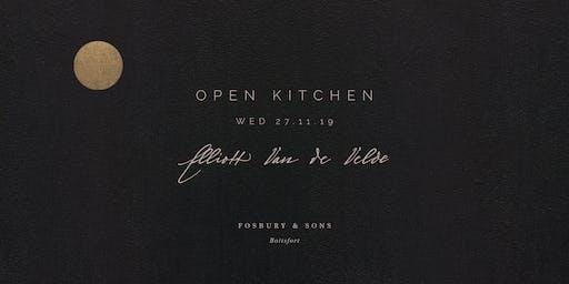 Open Kitchen - 27/11 - Elliott Van de Velde