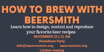Beginniners Beersmith