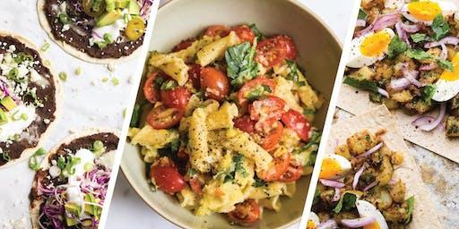 Veg Forward Series:  Vegetarian/Vegan Meal Basics