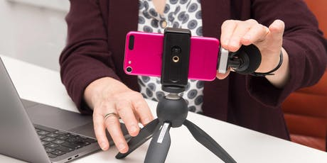 MOBILE VIDEO MADE EASY One Day Workshop 24 April tickets