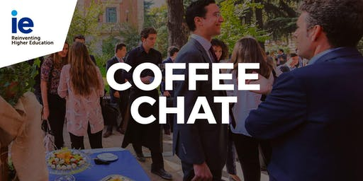 Have a chat over coffee, IE 121 Information Session - Hong Kong