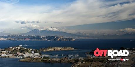 OffRoad: Napoli & la Reggia di Caserta biglietti
