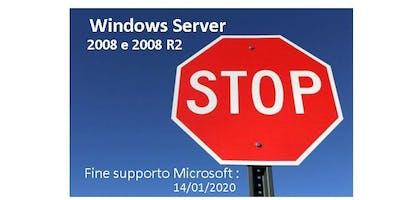 Microsoft Windows 2008/R2 - la fine del supporto non è la fine del mondo