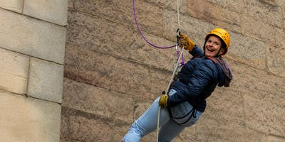 Derby Cathedral Abseil 2020