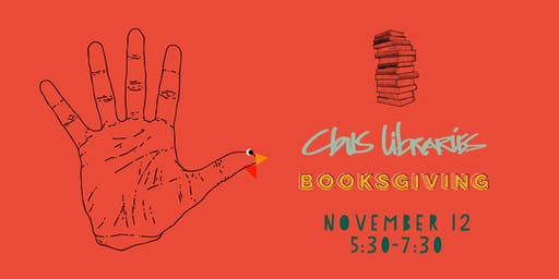 Cbus Libraries Booksgiving 2019