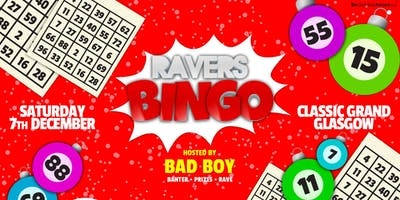 Ravers Bingo: Glasgow
