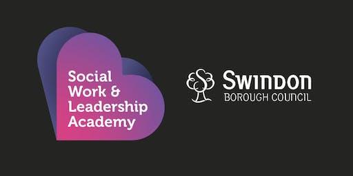 Social Work & Leadership Academy launch event