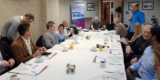 Business Breakfast Networking Meeting - Farnborough