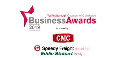 Wellingborough Chamber Business Awards Breakfast Ceremony