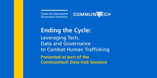 Ending the Cycle: Leveraging Tech, Data and Governance to Combat Human Trafficking
