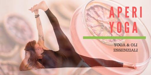 AperiYoga - Yoga e Oli Essenziali