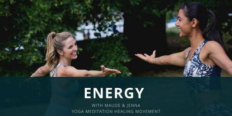 ENERGY with Maude & Jenna tickets