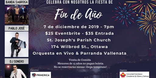Fiesta de Fin de Año 2019