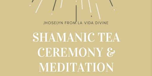 Shamanic Lucid Dream Tea Ceremony