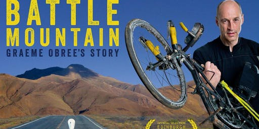 Cycle To The Cinema - Battle Mountain - Sheffield