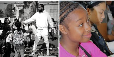 Teen Master Class:  MLK Community Service Day