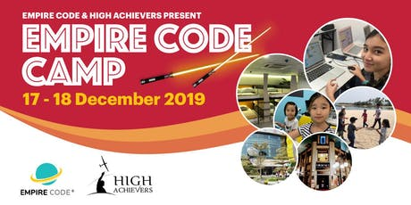 Empire Code Camp - The Only Camp Where You Can Code & Create A Lightsaber tickets