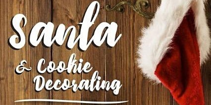 Cookie Decorating with Santa!
