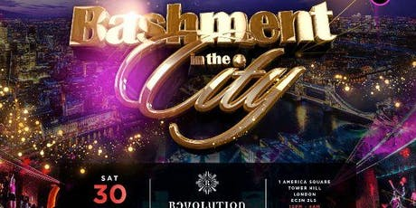 BASHMENT IN THE CITY tickets