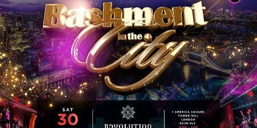 BASHMENT IN THE CITY
