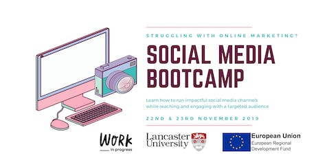 Social Media Bootcamp tickets