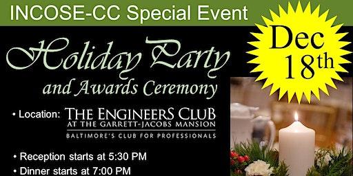 INCOSE Chesapeake Chapter  Holiday Party & Awards Ceremony