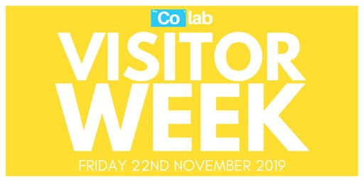 The Co Lab Visitor Day 22ND November