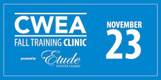 CWEA Fall Training Clinic