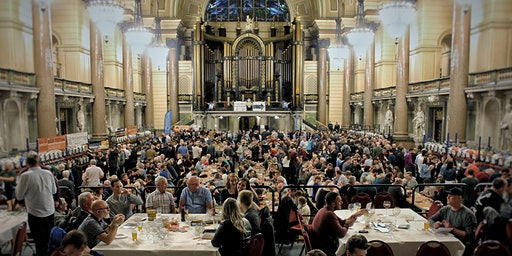 St George's Hall Winter Ales Festival 2020