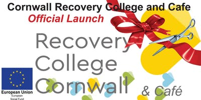 Recovery College Cornwall Official Launch