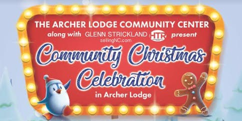 ALCC & Glenn Strickland HTR present a Community Christmas Celebration
