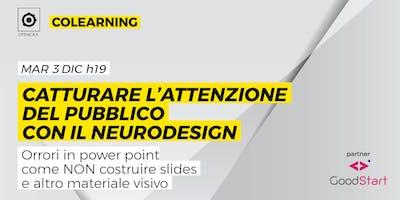 Catturare l'attenzione del pubblico con il neurode