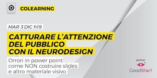 Catturare l'attenzione del pubblico con il neurodesign