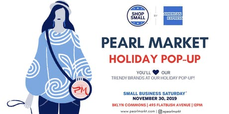 Pearl Market Holiday Pop-Up tickets