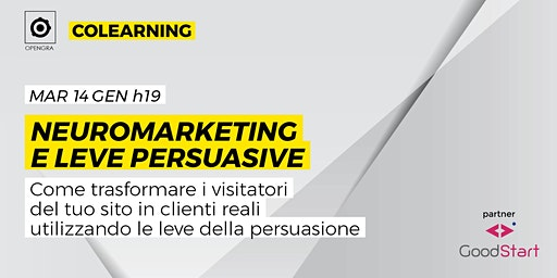 Neuromarketing e leve persuasive