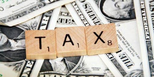 1099 Tax Information Class