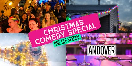 Christmas Comedy - Andover's Big One!! tickets
