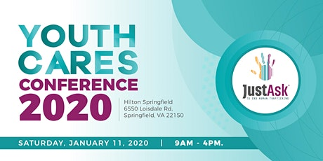 Youth Cares Conference 2020 (Just Ask) tickets