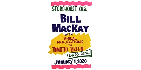 Bill MacKay with Timothy Breen tickets