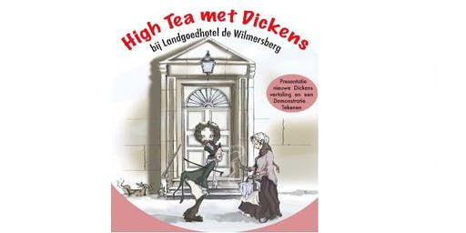 High Tea in Dickens-sferen