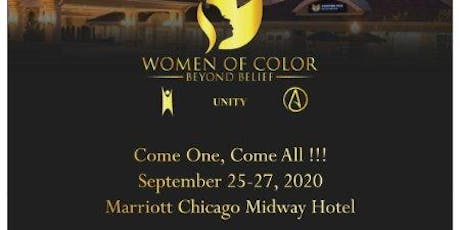 Women of Color Beyond Belief Conference - 2020 tickets