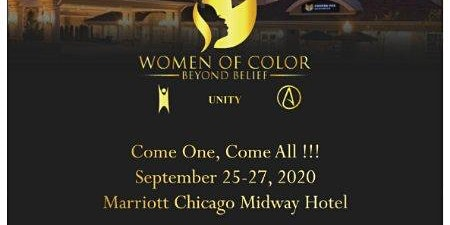 Women of Color Beyond Belief Conference - 2020