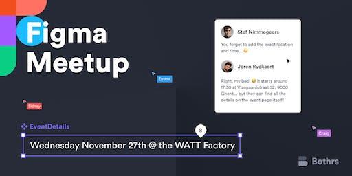 Figma meetup: Rapid Prototyping